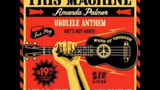 Ukulele Anthem Amanda Palmer (Studio Version)