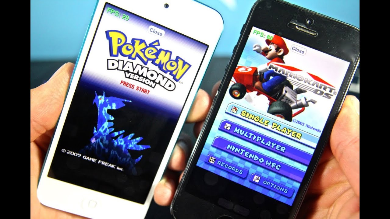 To Install Nintendo DS Emulator On iPhone, iPod Touch & iPad iOS 6 & 7