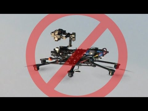 DANGER!!! - DJI s800 is unsafe!!!