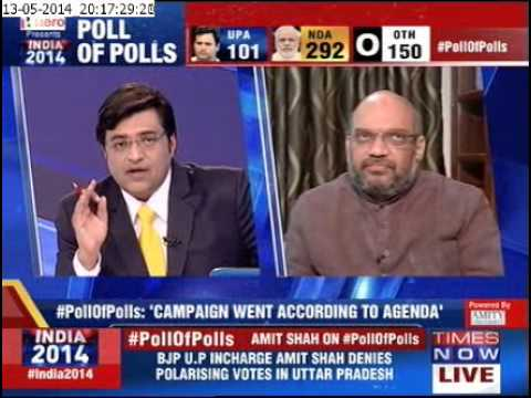 Poll Of Polls Elections 2014 - Part 4