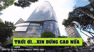 Khám phá tòa nhà Bitexco Financial Tower, Hồ Tùng Mậu, Bến Nghé, Quận 1 - Land Go Now ✔
