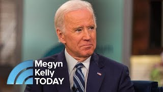 Joe Biden On 2016 Election And Hillary Clinton's Mistake During Her Campaign | Megyn Kelly TODAY