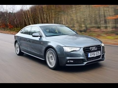 2014 audi a5 4 door walkaround youtube. Black Bedroom Furniture Sets. Home Design Ideas
