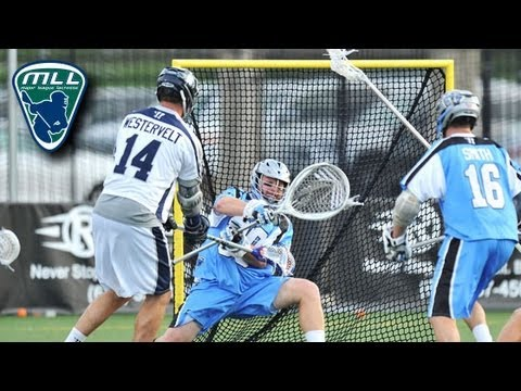 MLL Week 10 Highlights: Chesapeake at Ohio