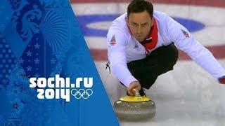 Curling - Men's Semi-Final - Sweden v Great Britain | Sochi 2014 Winter Olympics