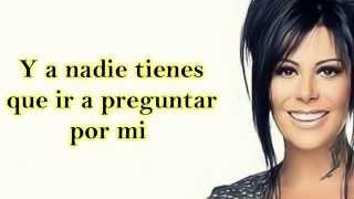 Alejandra Guzman Como Ladrones (Letra)