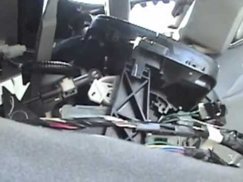 Replace Transmission Light 06 Corolla - YouTube