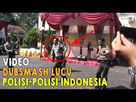 Dubsmash Polisi Indonesia Terlucu Dijamin Bikin Ketawa