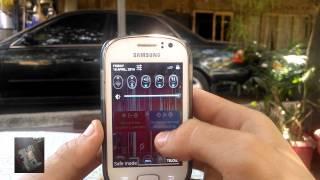 Instalar ROM CPL_GLASS Para Samsung Galaxy Fame Gt-s6810(M