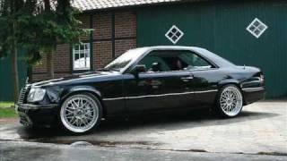 Mercedes W124 Coupe Unit 2