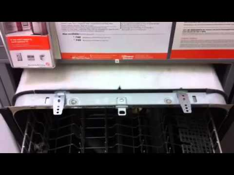 Countertop Dishwasher Mount Kit : How to mount a dishwasher - YouTube