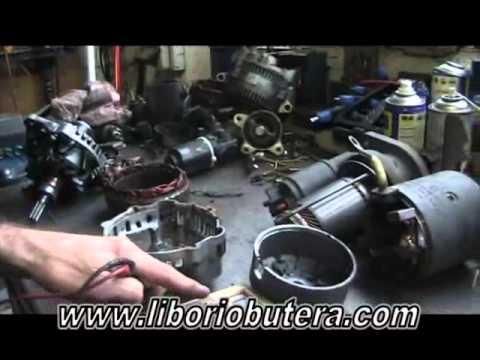 Tutorial elettrauto - Come smontare e riparare un alternatore