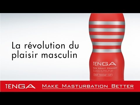 TENGA CUP Official PV (French)