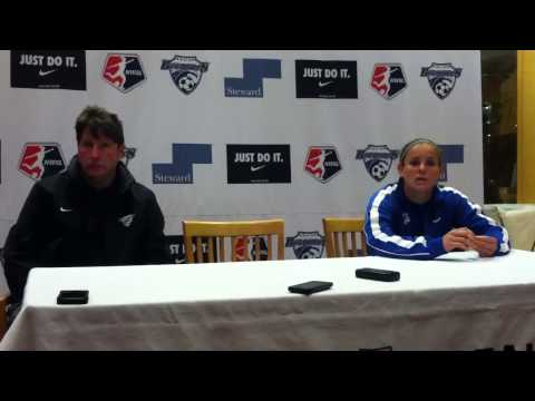 Boston Breakers Post Interview