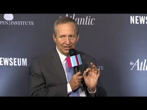 Larry Summers: Avoid Fiscal Cliff or Cause a Major Recession
