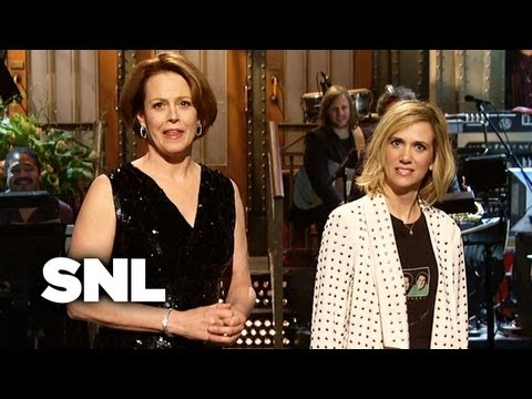 Sigourney Weaver Monologue: Reflection - Saturday Night Live