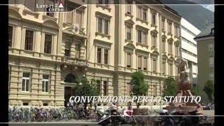 STATUTO D'AUTONOMIA: avviata la TERZA fase di RIFORMA in Consiglio provinciale di Trento