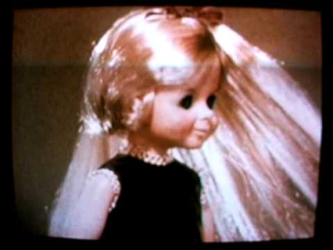 Ideal Crissy's Velvet Hair That Grows Doll TV Commerial Video