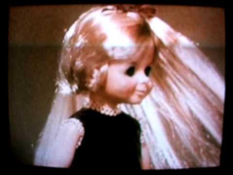 Ideal Crissy's Velvet Hair That Grows Doll TV Commerial Video