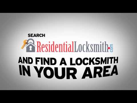 Find Great Residential Locksmiths on ResidentialLocksmith.com