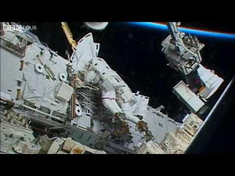 An Astronaut's First Space Walk - Around the World in 60 Minutes - BBC Four