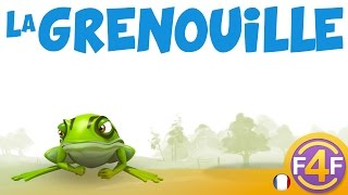 FunTouch - La Grenouille