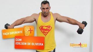 Faça Diferente com Edilson de Oliveira