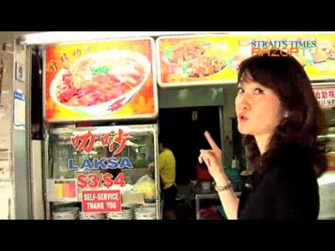Does she know her Singapore food? (Sachiyo Pt 3)