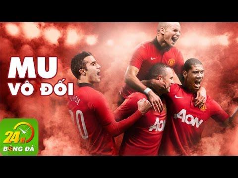 MU Vô Đối - Nhạc chế bóng đá cực đỉnh - Bongda24h