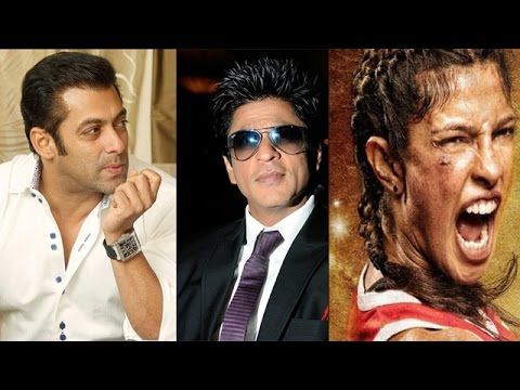 Salman Khan in good terms with Shahrukh Khan, Priyanka Chopra's hardwork for 'Mary Kom'
