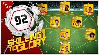 FIFA 14 - Skilling to Glory ''Cupid's Cup Squad'' Episode 92
