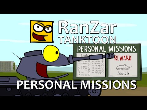 Tanktoon - Osobná misia