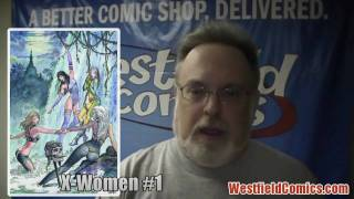 Marvel Comics' X-Women #1 - Westfield Comics Pick view on youtube.com tube online.
