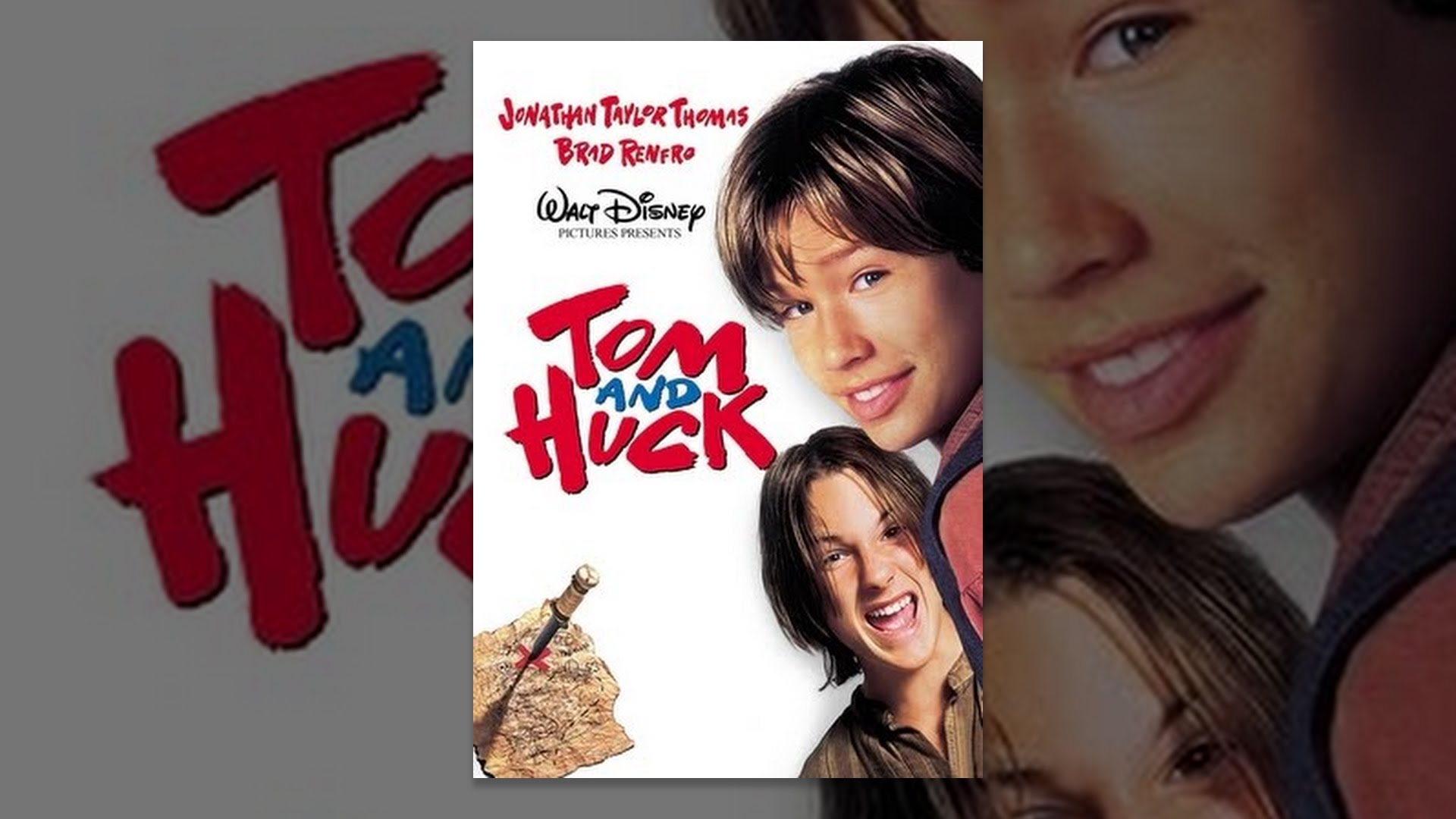 huck vs tom Tom and huck is a 1995 american adventure comedy-drama film based on mark  twain's novel the adventures of tom sawyer, and starring jonathan taylor.
