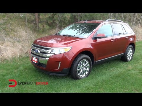2014 Ford Edge DETAILED Review on Everyman Driver