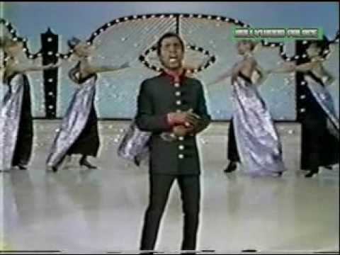 Sammy Davis Hosts Hollywood Palace with The Supremes & Raquel Welch (1 of 6)