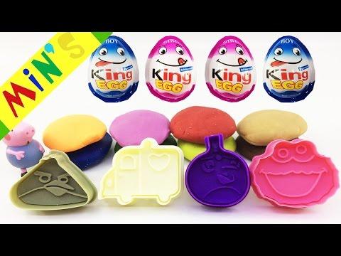 Quả trứng Socola - Nhạc Thiếu Nhi Tiếng Anh Vui Nhộn - Liên Khúc Nhạc Thiếu Nhi Tiếng Anh