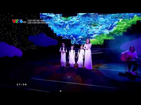 Làng lúa làng hoa - Lưu Hương Giang, Nhã Thi, Hoàng Kim Quỳnh Anh, Hà Trang