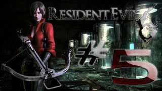 Resident Evil 6 Detonado (Walkthrough) Ada Wong Parte 5