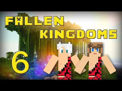 Fallen Kingdoms 2 : Frigiel & Ectalite   Jour 6 - Minecraft