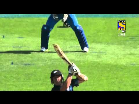 India vs New zealand | 3rd ODI Eden Park | Full Highlights | Thrilling End | 24 jan 2014