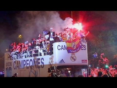 Madrid, for one night the capital of global football