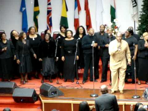 Marvin Winans & the Perfecting Praise Choir- Jesus Saves