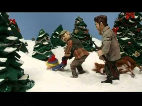 Not So Family Christmas Special  - Funny Claymation Movie