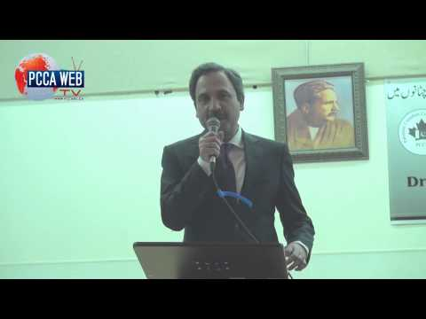 HONORABLE CONSUL GENERAL SHUJA ALAM ON IQBAL DAY
