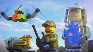 Lego City - Tajomstvo l�vy