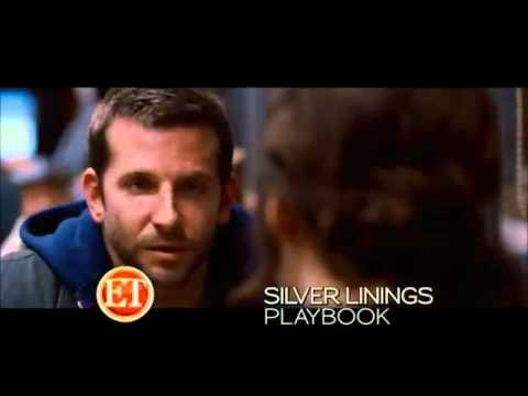 The Silver Linings Playbook Teaser Trailer Starring Jennifer Lawrence, Bradley Cooper & Julia Stiles