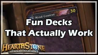 Fun Decks That Actually Work