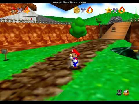 Super Mario 64 - part 1 - User video