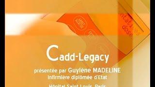 Présentation de la pompe PCA Morphine Cadd-Legacy
